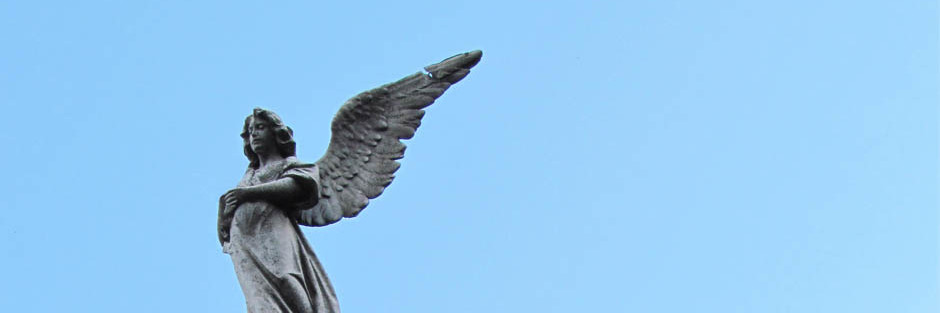 Angel in Buenos Aires
